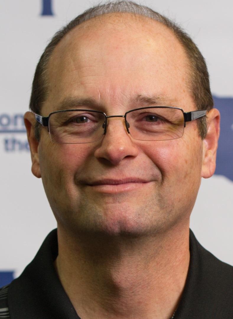 Ed Kentner, Social Media Director, Author