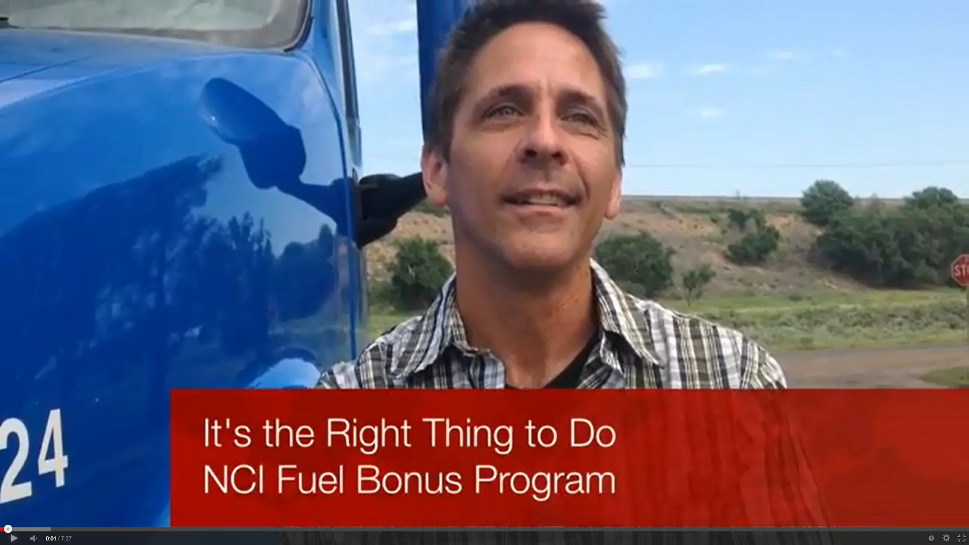 "Gary Horvath leads the ""Elite"" fleet in fuel economy"