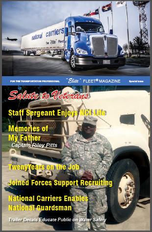 December Magazine Cover