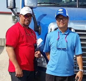 Amie leu and Chang air races