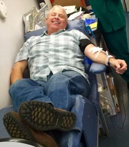 Rick Ham Donates