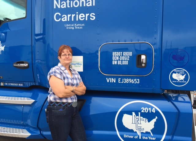 Goldie Seymour, NCI Driver of the Year