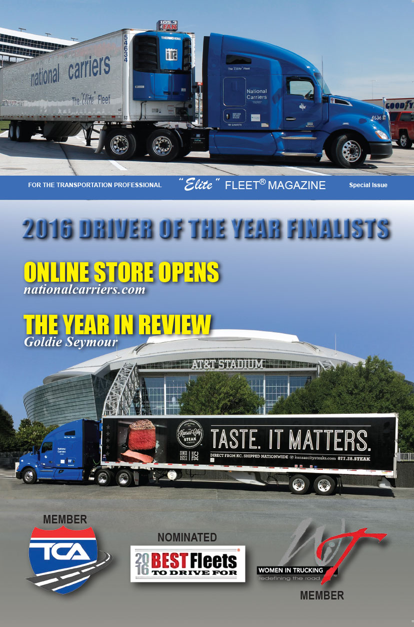 NCI March 2016 Magazine