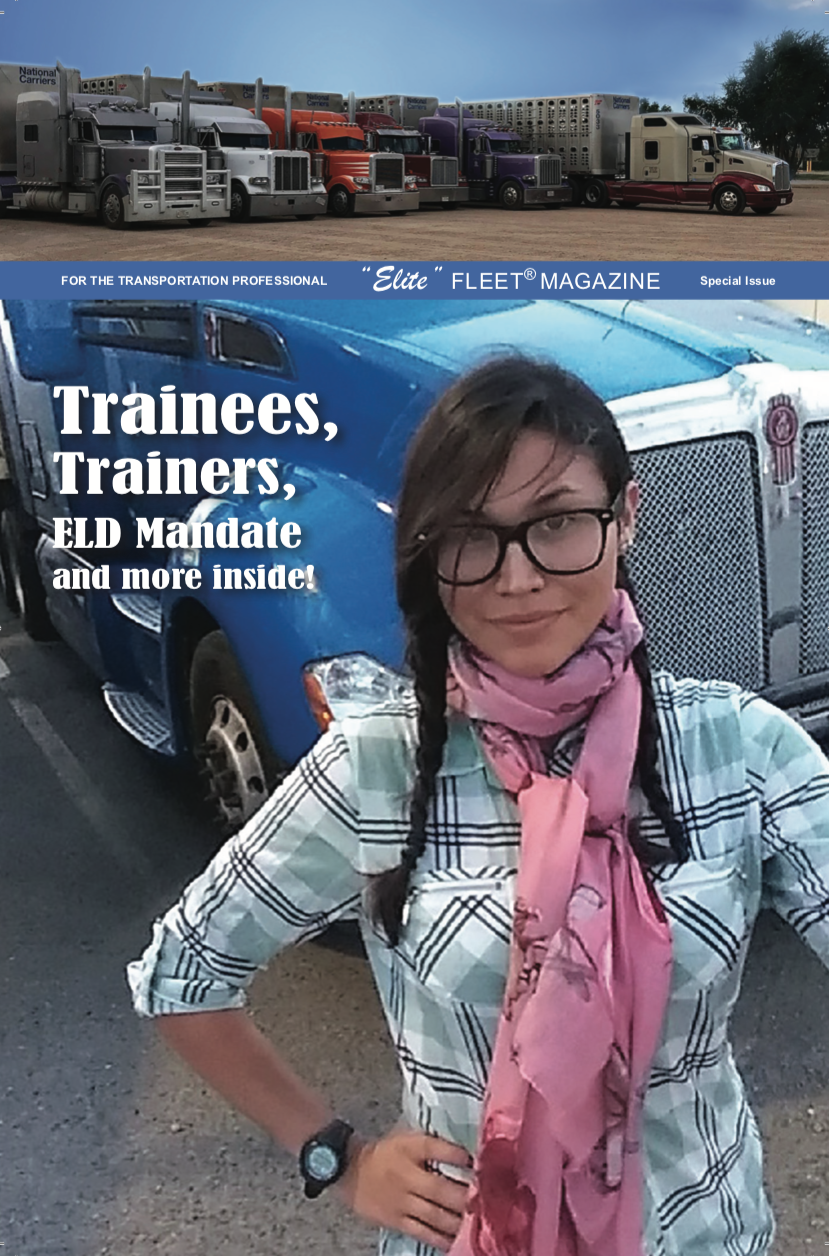 Trainees, Trainers, ELD Mandate and more inside!