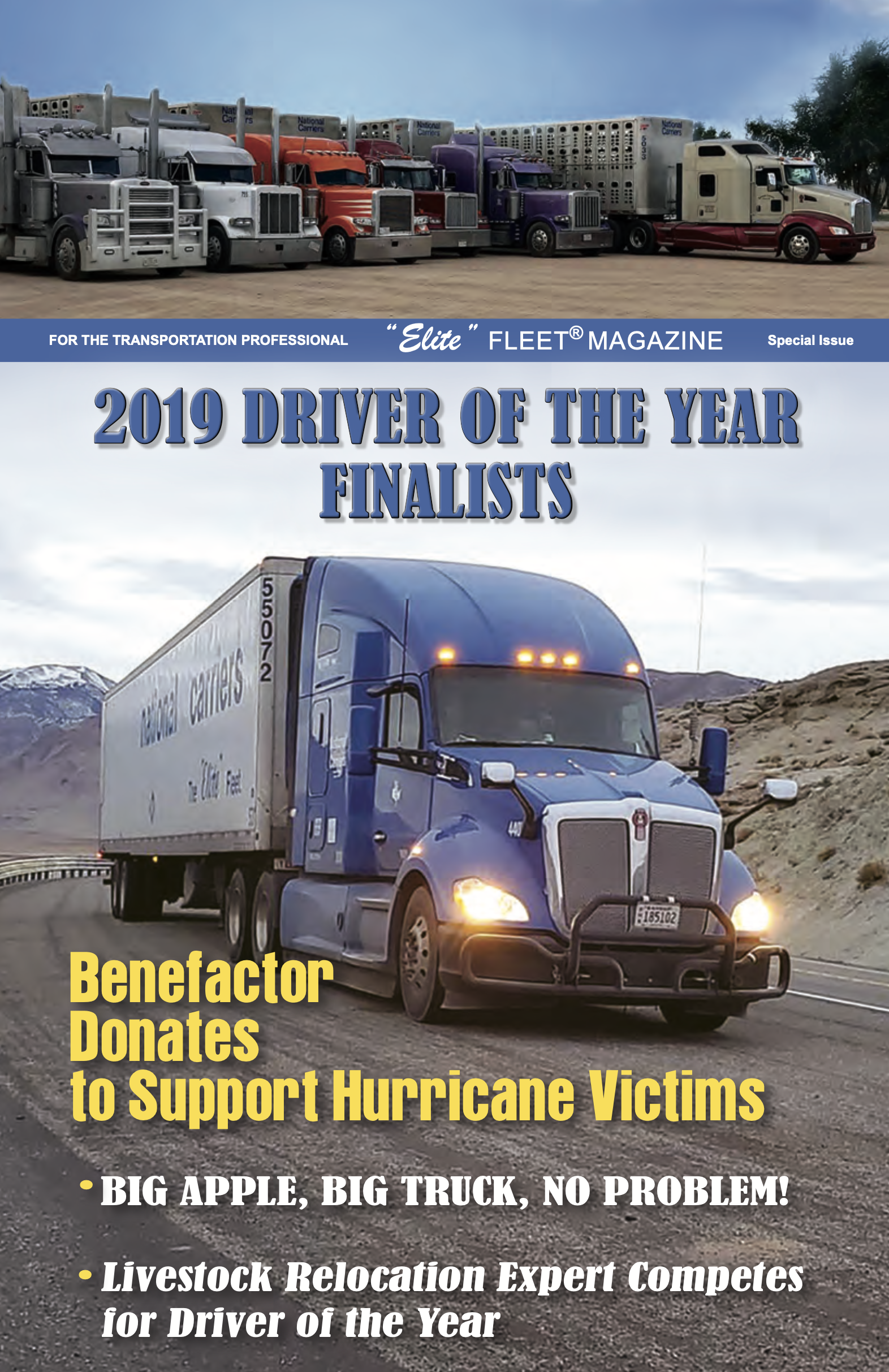 2019 Driver of the Year Finalist
